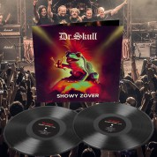 Dr. Skull: Showy Zover - Live (Siyah Plak) - Plak