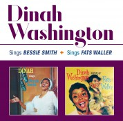 Dinah Washington: Sings Bessie Smith + Sings Fats Waller - CD