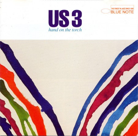 Us 3: Hand On The Torch - CD