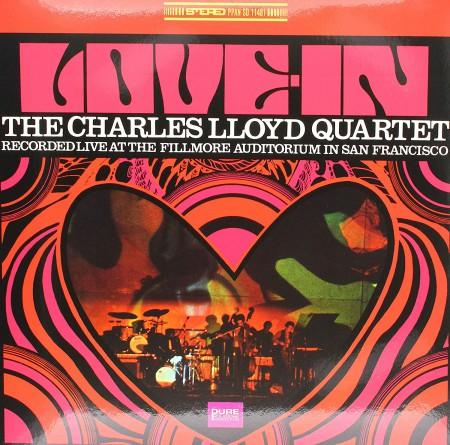 Charles Lloyd: Love In - Plak