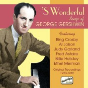 Çeşitli Sanatçılar: 'S Wonderful: Songs of George Gershwin - CD