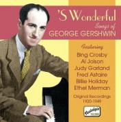 Çeşitli Sanatçılar: 'S Wonderful: Songs of George Gershwin - CD