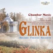 Bolshoi Theatre Soloists, Alexander Lazarev: Glinka: Chamber Music - CD