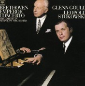 Glenn Gould, Leopold Stokowski, American Symphony Orchestra: Beethoven: Piano Concerto No. 5 - CD