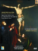 Le Concert des Nations, Jordi Savall: Joseph Haydn: The 7 last Words of Christ on the Cross - DVD