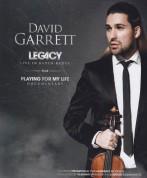 David Garrett - Legacy: Live in Baden Baden / Playing For My Life - BluRay