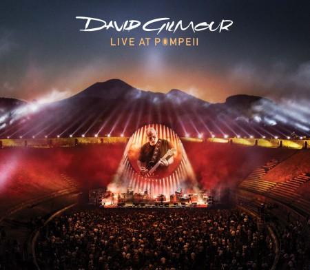 David Gilmour: Live At Pompeii - CD