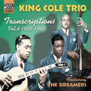 King Cole Trio: Transcriptions, Vol. 4 (1939-1940) - CD