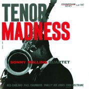Sonny Rollins: Tenor Madness - CD