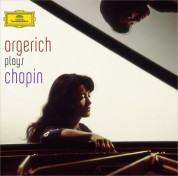 Martha Argerich - Plays Chopin - CD