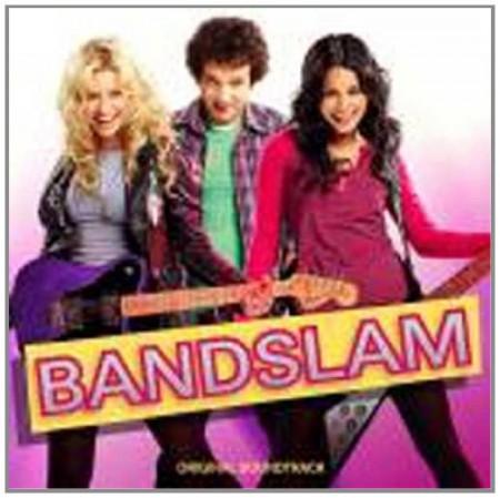 Çeşitli Sanatçılar: OST - Bandslam - CD