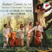Yo-Yo Ma: Schubert: Trout Quintet; Arpeggione Sonata - CD