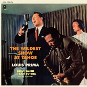 Louis Prima: The Wildest Show At Tahoe - Plak
