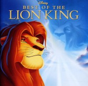 Çeşitli Sanatçılar: The Best Of Lion King - CD
