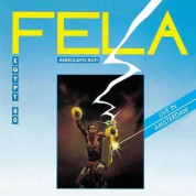 Fela Kuti: Live In Amsterdam - CD