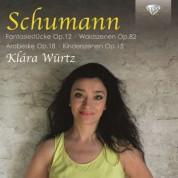 Klára Würtz: Schumann: Piano Music - CD
