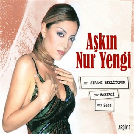 Aşkın Nur Yengi: Arşiv 1 - CD