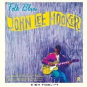 John Lee Hooker: Folk Blues (+2 Bonus Tracks) - Plak