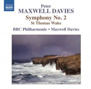 Sir Peter Maxwell Davies: Maxwell Davies: Symphony No. 2 - St. Thomas Wake - CD