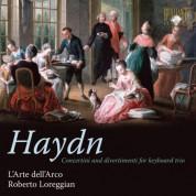 L'Arte dell'Arco, Elisa Imbalzano, Luigi Puxeddu, Roberto Loreggian, Federico Guglielmo: Haydn: Concertini and Divertimenti - CD