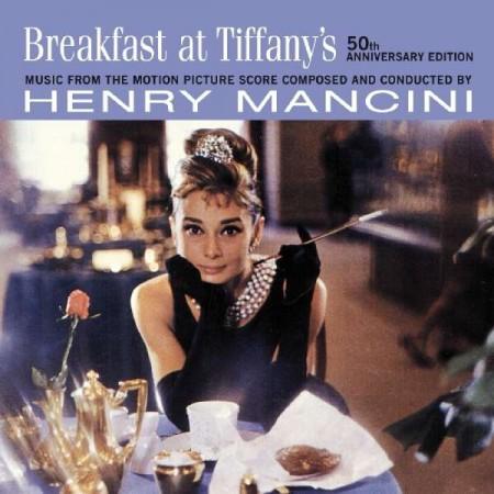 Henry Mancini: OST - Breakfast at Tiffany's - CD