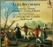 Le Concert des Nations, Jordi Savall: Luigi Boccherini - Fandango, Sinfonie & La Musica Notturna di Madrid - SACD