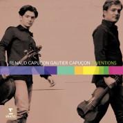 Renaud Capuçon, Gautier Capuçon: Renaud & Gautier Capuçon - Inventions - CD