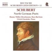 Hanno Muller-Brachmann: Schubert: Lied Edition 11 - North German Poets - CD