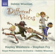 Debbie Wiseman: Wiseman, D.: Different Voices - CD