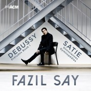 Fazıl Say: Debussy, Satie: Preludes Book I, Gnossiennes, Gymnopedies - CD