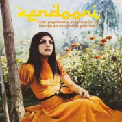 Çeşitli Sanatçılar: Zendooni: Iranian Funk Psychedelia & Pop - CD
