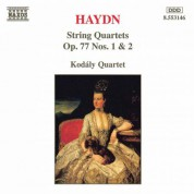 Haydn: String Quartets Op. 77, Nos. 1- 2 - CD