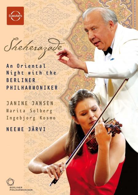 Janine Jansen, Ingebjorg Kosmo, Marita Solberg, Berliner Philharmoniker, Neeme Järvi: Waldbuhne In Berlin 2006 - Scheherazade (Ntsc) - DVD