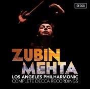 Zubin Mehta, Los Angeles Philharmonic: Complete Decca Recordings - CD
