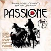 Çeşitli Sanatçılar: Passione Vol. 2 - CD