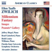 Jeffrey Biegel: Zwilich: Millennium Fantasy - Images - Peanuts Gallery - CD