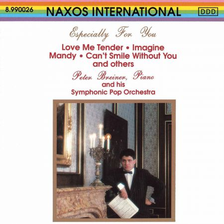 Peter Breiner: Especially for You - CD