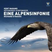 Kent Nagano, Göteborgs Symfoniker: Strauss: Eine Alpensinfonie - Plak