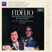 Kurt Böhme, Tom Krause, Lorin Maazel, James McCracken, Birgit Nilsson, Wiener Philharmoniker: Beethoven: Fidelio - CD