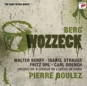 Pierre Boulez, Orchestre et Chœurs de l'Opéra de Paris, Walter Berry: Berg: Wozzeck - CD