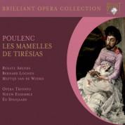 Opera Trionfo, Nieuw Ensemble, Ed Spanjaard: Poulenc: Les Mamelles de Tiresias (BOC) - CD