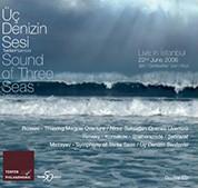 Tekfen Filarmoni Orkestrası, Saim Akçıl: Üç Denizin Senfonisi - CD