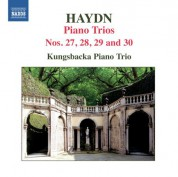 Kungsbacka Piano Trio: Haydn: Piano Trios, Vol. 2 - CD
