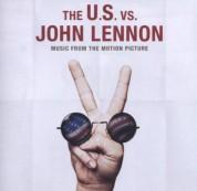 John Lennon: OST - The U.S. Vs. John Lennon - CD