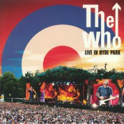 The Who: Live In Hyde Park - Plak
