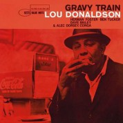 Lou Donaldson: Gravy Train - CD