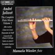 Manuela Wiesler: Jolivet - The Complete Flavta Music, Vol.2 - CD