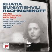 Khatia Buniatishvili: Rachmaninov: Piano Con.No.2-3 - Plak