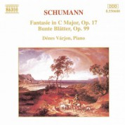Schumann, R.: Fantasie Op. 17 / Bunte Blatter Op. 99 - CD