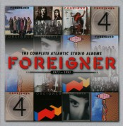 Foreigner: The Complete Atlantic Studio Albums 1977-1991 - CD